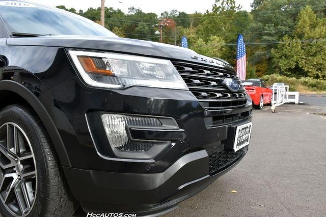 2016 Ford Explorer Sport Waterbury, Connecticut 9