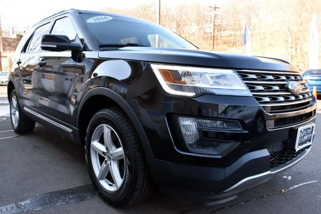 2016 Ford Explorer XLT Waterbury, Connecticut 7