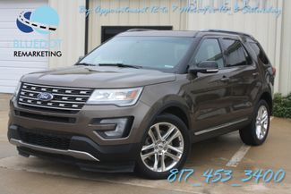 2016 Ford Explorer XLT  4WD-DRIVER ASSIST- HANDSFREE TAILGATE-DUAL ROOF-WARRANTY  city TX  Bluedot Remarketing  in Mansfield, TX