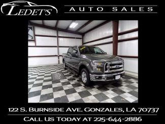 2016 Ford F-150 4WD XLT  - Ledet's Auto Sales Gonzales_state_zip in Gonzales