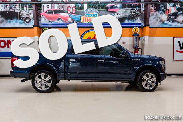 2016 Ford F-150 Limited 4X4