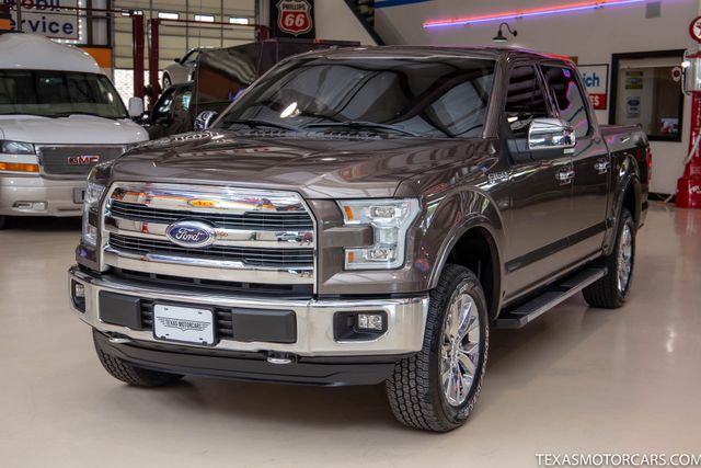 2016 Ford F-150 Lariat 4X4 in Addison, Texas 75001