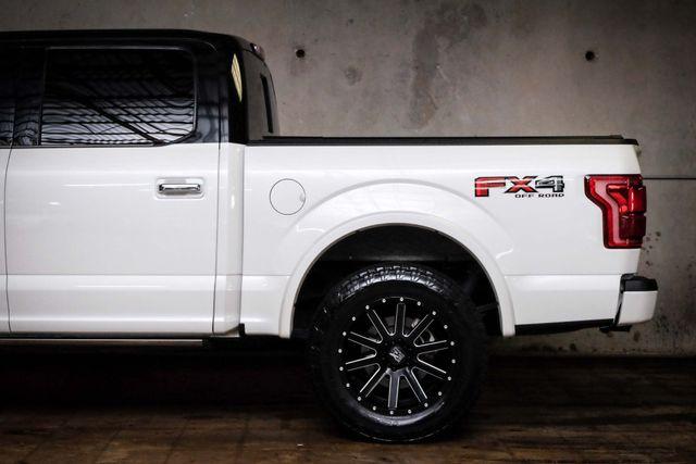 2016 Ford F-150 Platinum w/ Upgrades in Addison, TX 75001