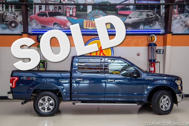 2016 Ford F-150 4x4 XLT in Addison, Texas 75001