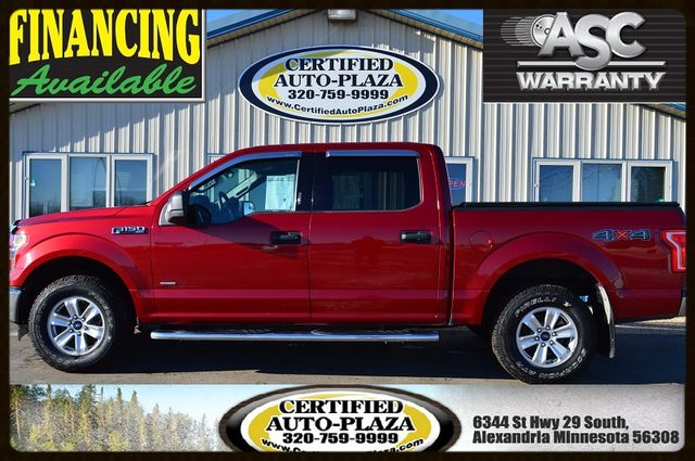 2016 Ford F-150 XLT Supercrew 4x4 in  Minnesota