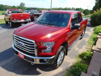 2016 Ford F-150 XLT Crew w/ Counsel, Nav & Back up Camera Alexandria, Minnesota 2