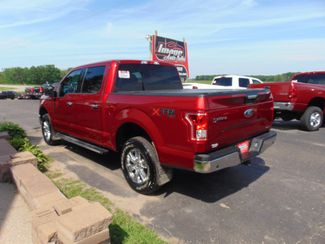 2016 Ford F-150 XLT Crew w/ Counsel, Nav & Back up Camera Alexandria, Minnesota 3