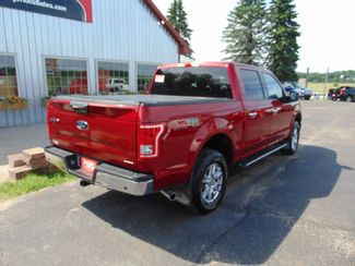 2016 Ford F-150 XLT Crew w/ Counsel, Nav & Back up Camera Alexandria, Minnesota 4
