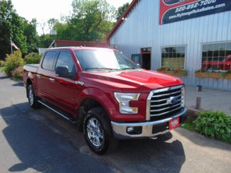2016 Ford F-150 XLT Crew w/ Counsel, Nav & Back up Camera Alexandria, Minnesota 1
