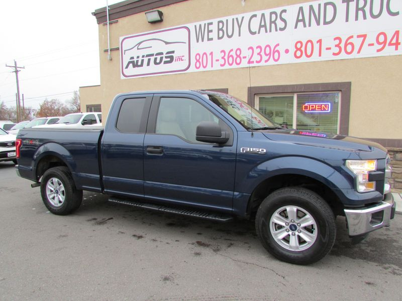 2016 Ford F-150 XLT 4X4  city Utah  Autos Inc  in , Utah