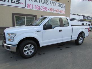 2016 Ford F-150 4x4 XL in American Fork, Utah 84003