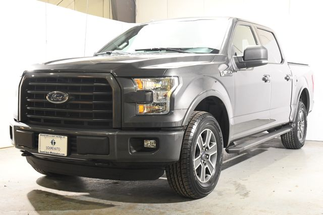 2016 Ford F-150 XLT w/ Nav & Heated Seats