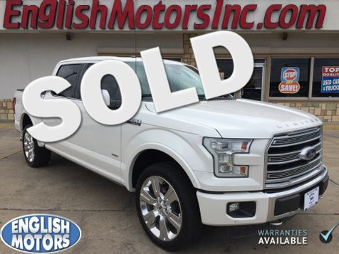 2016 Ford F-150 Limited in Brownsville, TX