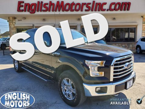2016 Ford F-150 XLT 4X4 in Brownsville, TX