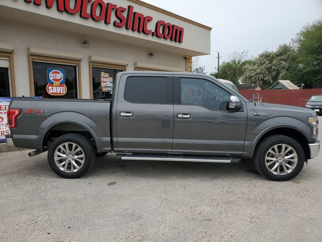 2016 Ford F-150 Lariat in Brownsville, TX 78521
