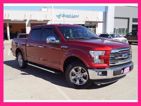 2016 Ford F-150 Lariat in Bryan-College Station