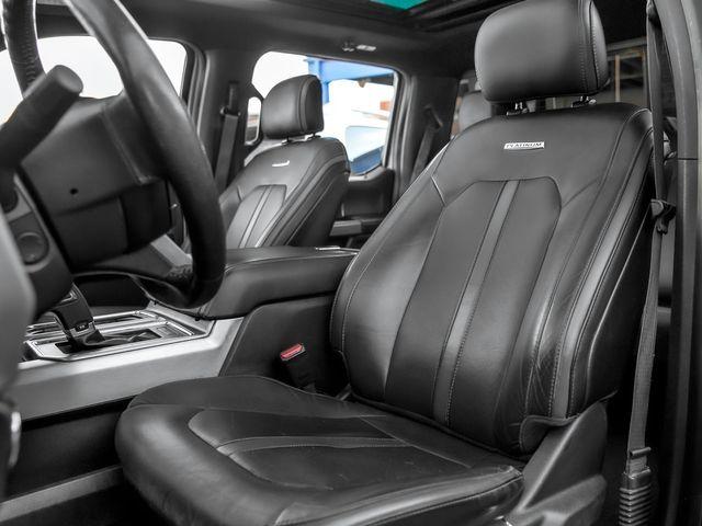 2016 Ford F-150 Platinum Burbank, CA 10