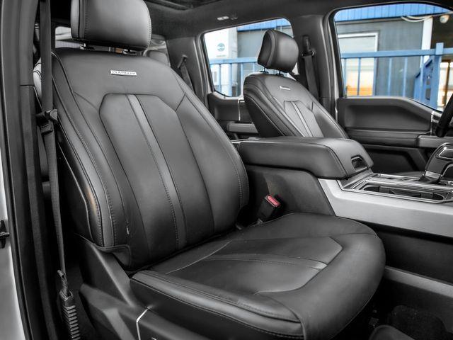 2016 Ford F-150 Platinum Burbank, CA 15