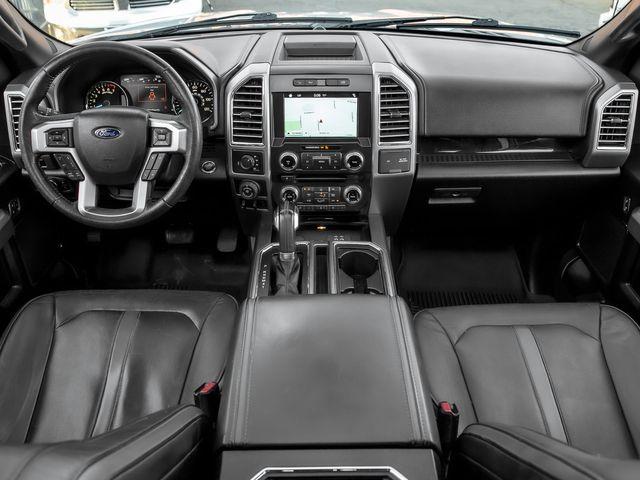 2016 Ford F-150 Platinum Burbank, CA 8