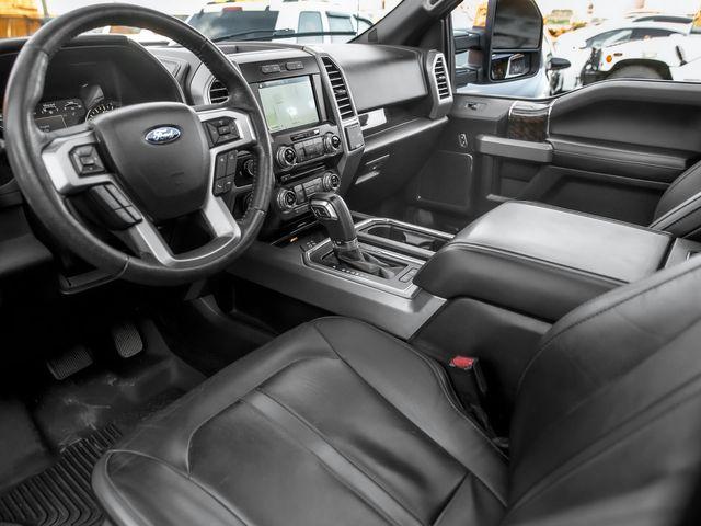 2016 Ford F-150 Platinum Burbank, CA 9