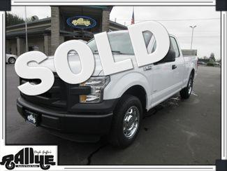 2016 Ford F150 XL in Burlington, WA 98233