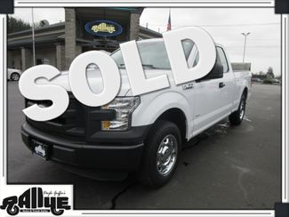 2016 Ford F150 XL in Burlington, WA 98233