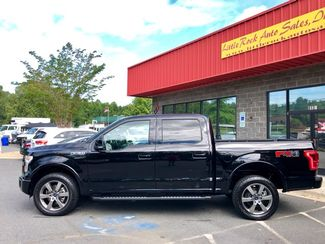 2016 Ford F-150 Lariat  city NC  Little Rock Auto Sales Inc  in Charlotte, NC