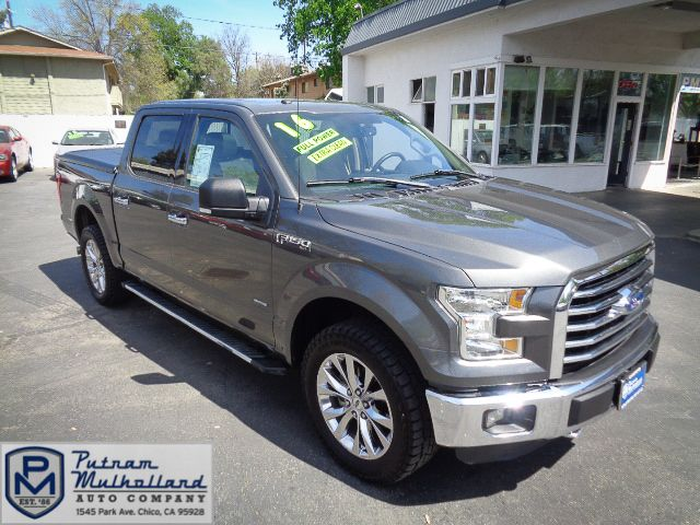 2016 Ford F-150 XLT in Chico, CA 95928