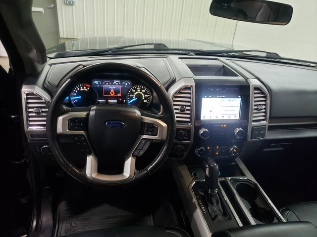 2016 Ford F-150 Lariat FX4 Super Crew 3.5L in Dickinson, ND 58601