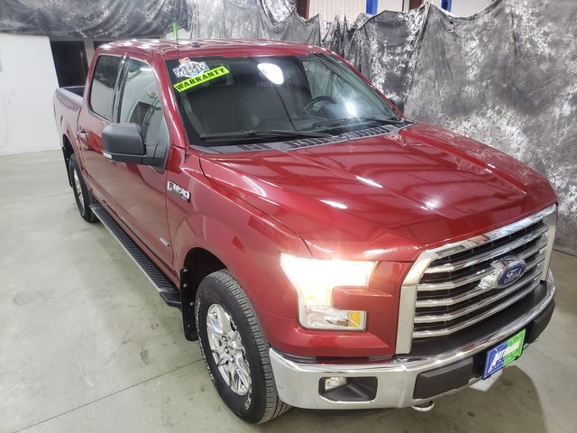 2016 Ford F-150 XLT Super Crew XTR in Dickinson, ND 58601