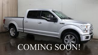 2016 Ford F-150 Platinum Crew Cab 4x4 w/Nav, Panoramic Roof, in Eau Claire, Wisconsin