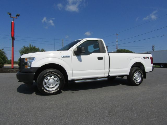 2016 Ford F-150 Regular Cab Long Bed 4x4