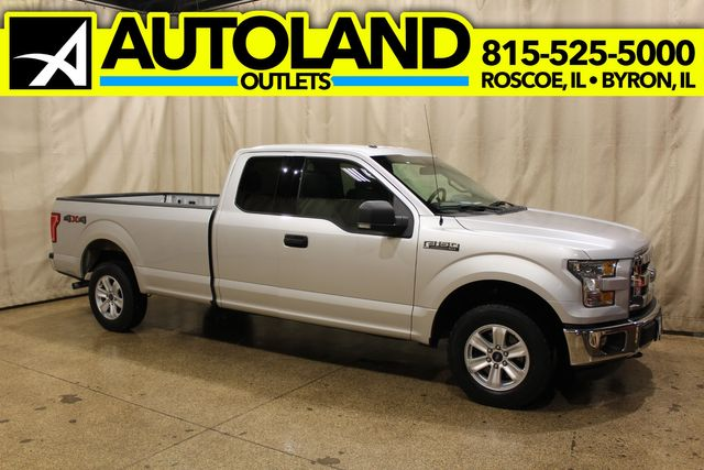 2016 Ford F-150 Ext.Cab Long Bed XLT
