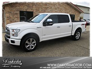 2016 Ford F-150 Platinum Farmington, MN