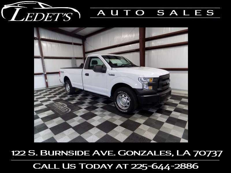 2016 Ford F-150 XL - Ledet's Auto Sales Gonzales_state_zip in Gonzales Louisiana