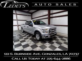 2016 Ford F-150 XLT - Ledet's Auto Sales Gonzales_state_zip in Gonzales