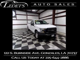 2016 Ford F-150 XL - Ledet's Auto Sales Gonzales_state_zip in Gonzales