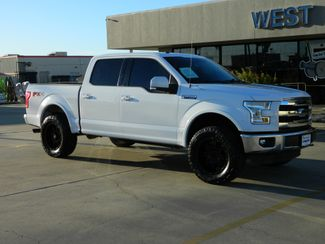 2016 Ford F-150 Lariat in Gonzales, TX 78629