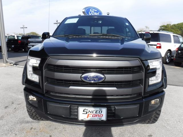 2016 Ford F-150 Lariat 4X4 in Gower Missouri, 64454