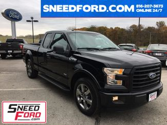 2016 Ford F-150 XLT in Gower Missouri, 64454