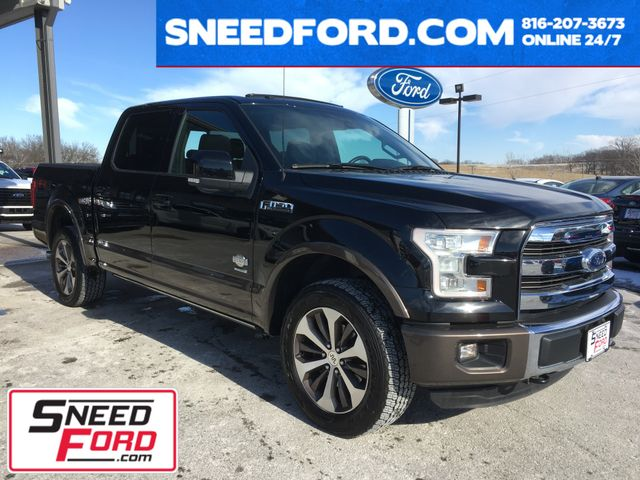 2016 Ford F-150 King Ranch X4