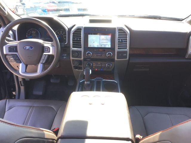 2016 Ford F-150 King Ranch X4 in Gower Missouri, 64454