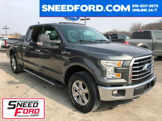 2016 Ford F-150 XLT 4X4 in Gower Missouri, 64454