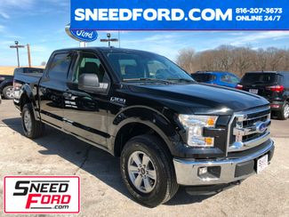 2016 Ford F-150 XLT 4X4 5.0L V8 in Gower Missouri, 64454