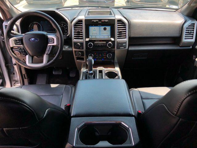 2016 Ford F-150 Lariat 4X4 2.7L V6 Ecoboost in Gower Missouri, 64454