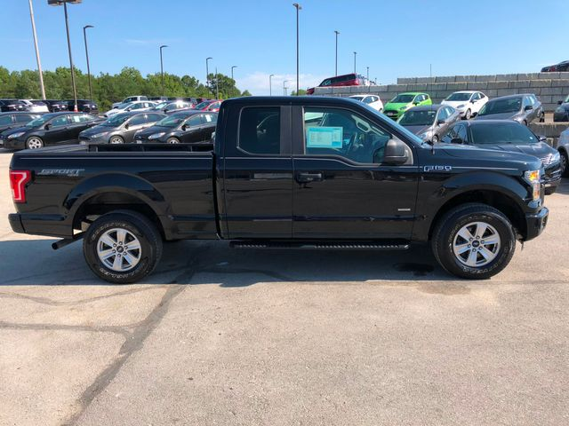 2016 Ford F-150 XL 4X4 2.7L V6 Ecoboost in Gower Missouri, 64454