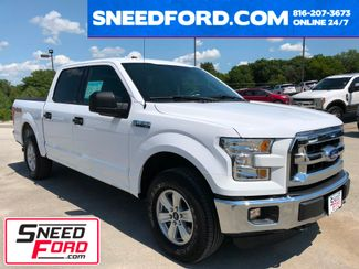 2016 Ford F-150 XLT 4X4 3.5L V6 Ecoboost in Gower Missouri, 64454