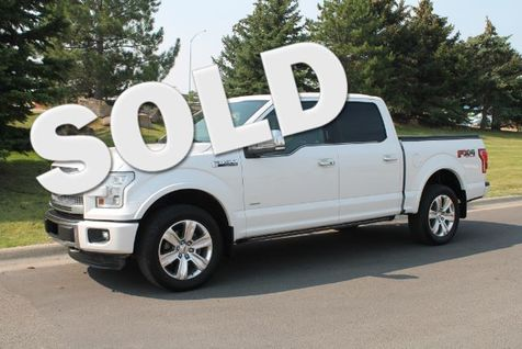 2016 Ford F-150 Lariat in Great Falls, MT