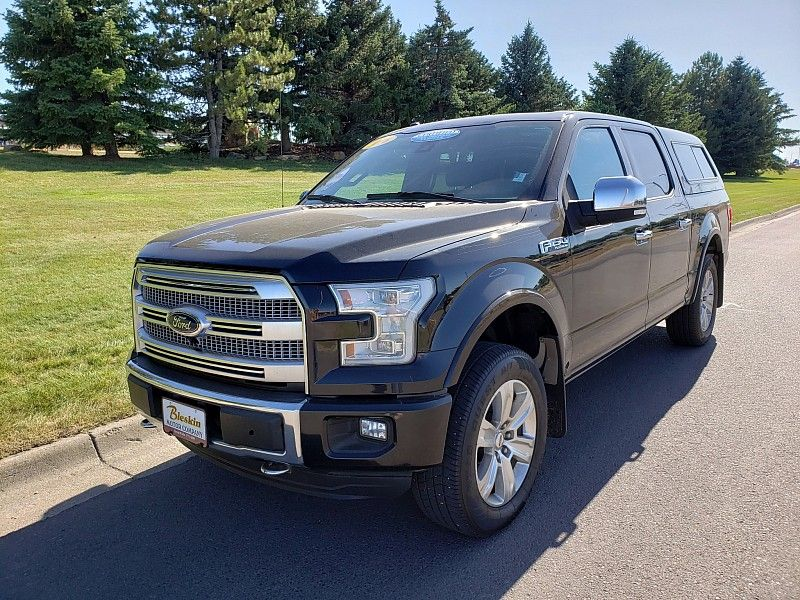 2016 Ford F150 4WD SuperCrew Platinum 5 12  city MT  Bleskin Motor Company   in Great Falls, MT