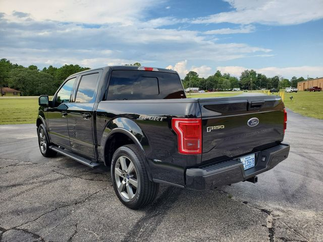 2016 Ford F-150 XLT Sport in Hope Mills, NC 28348